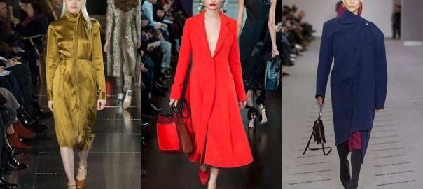 Мода - палто есен-зима 2017-2018