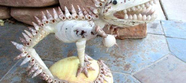 Как да направите сувенири от морската ваканция